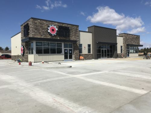 501 Commerce Dr in Savoy to Open Soon