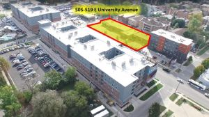 Green Street Realty Acquires 505 E University