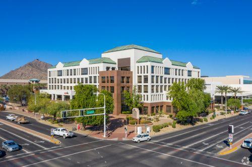Green Street Realty/Sub 4 Development Open New Office in Scottsdale, Arizona